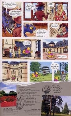 Extrait de Les mystérieux mystères insolubles -4- Le mychtère du château Dichparu
