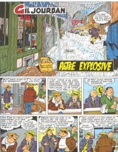 Extrait de Gil Jourdan -12b81- Pâtée explosive