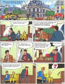 Extrait de Gil Jourdan -14a1981- Gil jourdan et les fantômes