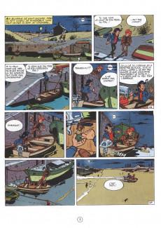 Extrait de Gil Jourdan -16a81- Entre deux eaux
