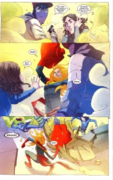 Extrait de Ms. Marvel (Marvel comics - 2014) -3- Side Entrance Part Three of Five