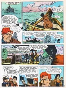 Extrait de Bob Morane 2 (Dargaud) -19a81- Guérilla à Tumbaga