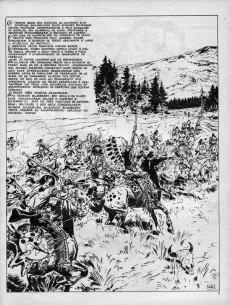 Extrait de Blueberry (Tenente) -4- A Pista dos Sioux