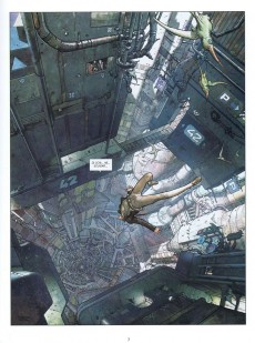 Extrait de Incal (Final) -INT- Final Incal - L'intégrale