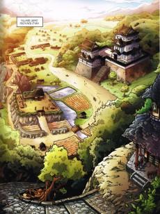 Extrait de Shinobi Iri -TL- Les Ninja d'Iga