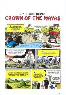 Extrait de La dynastie Donald Duck - Intégrale Carl Barks -14- La Couronne des Mayas et autres histoires (1963 - 1964)