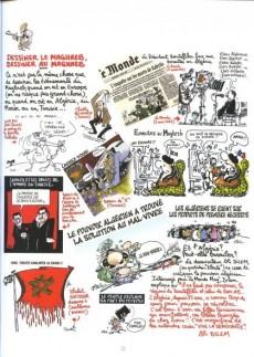 Extrait de Cartooning for Peace - Dégage ! - Tunisie, Égypte, Libye, Syrie : le Temps des révolutions