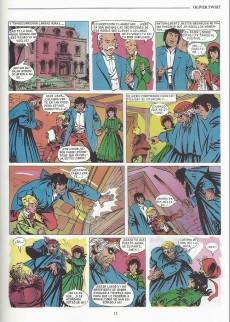 Extrait de Joyas Literarias Juveniles -7- Oliver Twist