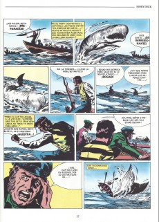 Extrait de Joyas Literarias Juveniles -6- Moby Dick