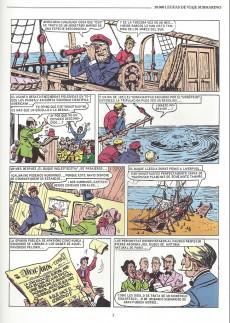 Extrait de Joyas Literarias Juveniles -2- 20.000 leguas de viaje submarino