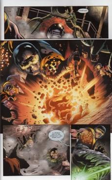 Extrait de Green Lantern Saga -25- Forever Evil : les Menaces cosmiques !