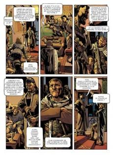 Extrait de L'histoire secrète -2a2006- Le château des djinns
