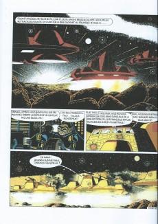 Extrait de Chronique d'extraterrestres -2- L'Etoile verte