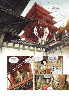Extrait de Samurai -9- Ogomo