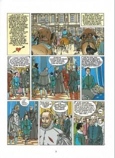 Extrait de Les 7 Vies de l'Épervier -5b97- Le maître des oiseaux