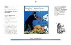 Extrait de Tintin - Divers -70- Le petit Haddock illustré