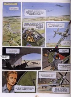 Extrait de F.A.F.L Forces Aériennes Françaises Libres -5- Rodéo pour un Spit IX