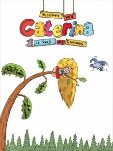Extrait de Caterina -1- Le gang des Chevelus