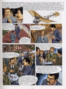 Extrait de Histoires de pilotes -6- Roland Garros
