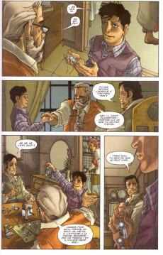 Extrait de X-Men (100% Marvel) -a2014- Magnéto : Le testament