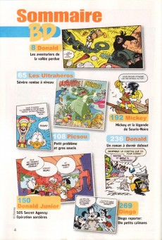 Extrait de Mickey Parade -338- Indiana Duck - L'aventurier de l'extrême