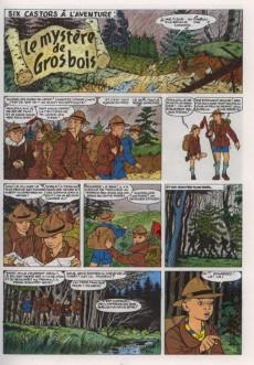 Extrait de La patrouille des Castors -1c80- Le mystère de Grosbois