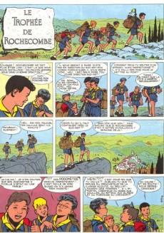 Extrait de La patrouille des Castors -6c- Le trophée de rochecombe