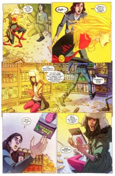 Extrait de Ms. Marvel (Marvel comics - 2014) -4- Past Curfew Part Four of Five