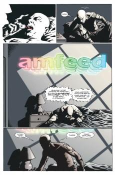 Extrait de Transmetropolitan (Urban Comics) -2- Année deux