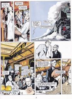 Extrait de Louis la Guigne -4- Le jour des faucons