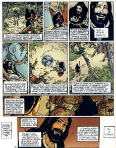 Extrait de Arthur (Chauvel/Lereculey) -1HC- Myrddin le fou