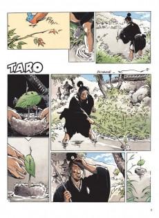Extrait de Kogaratsu -13- Taro