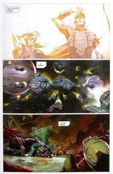 Extrait de Avengers (Marvel Now!) -1- Le Monde des Avengers