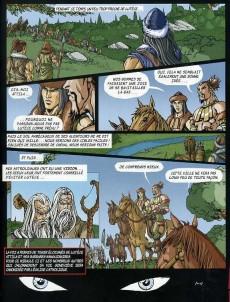 Extrait de Attila - Attila - Un Barbare défie l'Empire