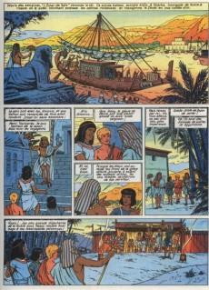 Extrait de Alix -11a1980- Le prince du Nil