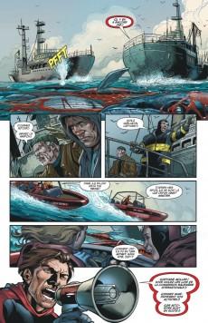 Extrait de Aquaman (DC Renaissance) -3- La Mort du roi