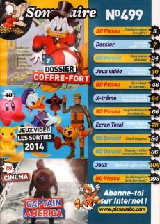 Extrait de Picsou Magazine -499- Picsou Magazine n° 499