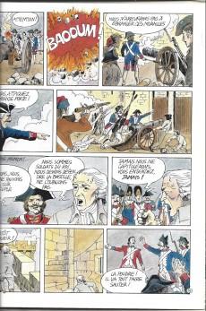 Extrait de Monuments historiques en BD -5- La Bastille