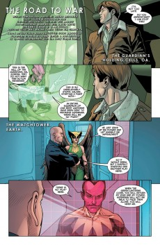 Extrait de Injustice: Gods Among Us: Year Two (2014) -5- At war with the Lanterns