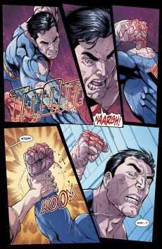 Extrait de Injustice: Gods Among Us (2013) -12- The beginning of the end