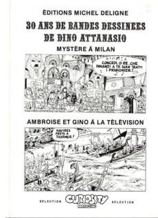 Extrait de Ambroise & Gino -12- Mystère à Milan