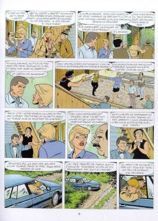 Extrait de Ric Hochet -57a- L'heure du kidnapping