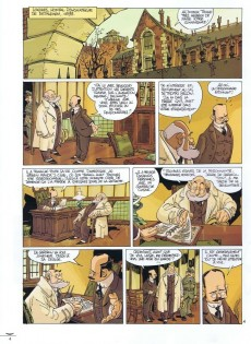 Extrait de Green Manor -1- Assassins et gentlemen