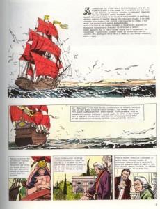 Extrait de Barbe-Rouge -18a1980- Raid sur la Corne d'or