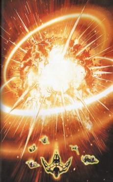 Extrait de Green Lantern Saga -26- Une saga complète : extinction !