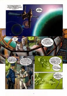 Extrait de Anachron -1- Le retour de la bête