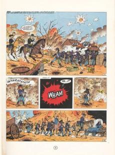 Extrait de Les tuniques Bleues -4a1973- Outlaw