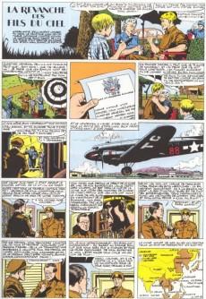 Extrait de Buck Danny -3c1980- La revanche des fils du ciel