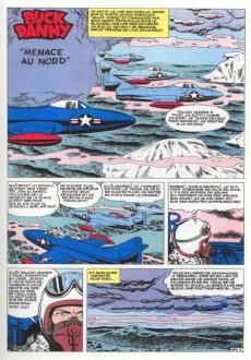 Extrait de Buck Danny -16e1980- Menace au nord