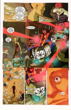 Extrait de Ms. Marvel (Marvel comics - 2014) -5- Urban Legend